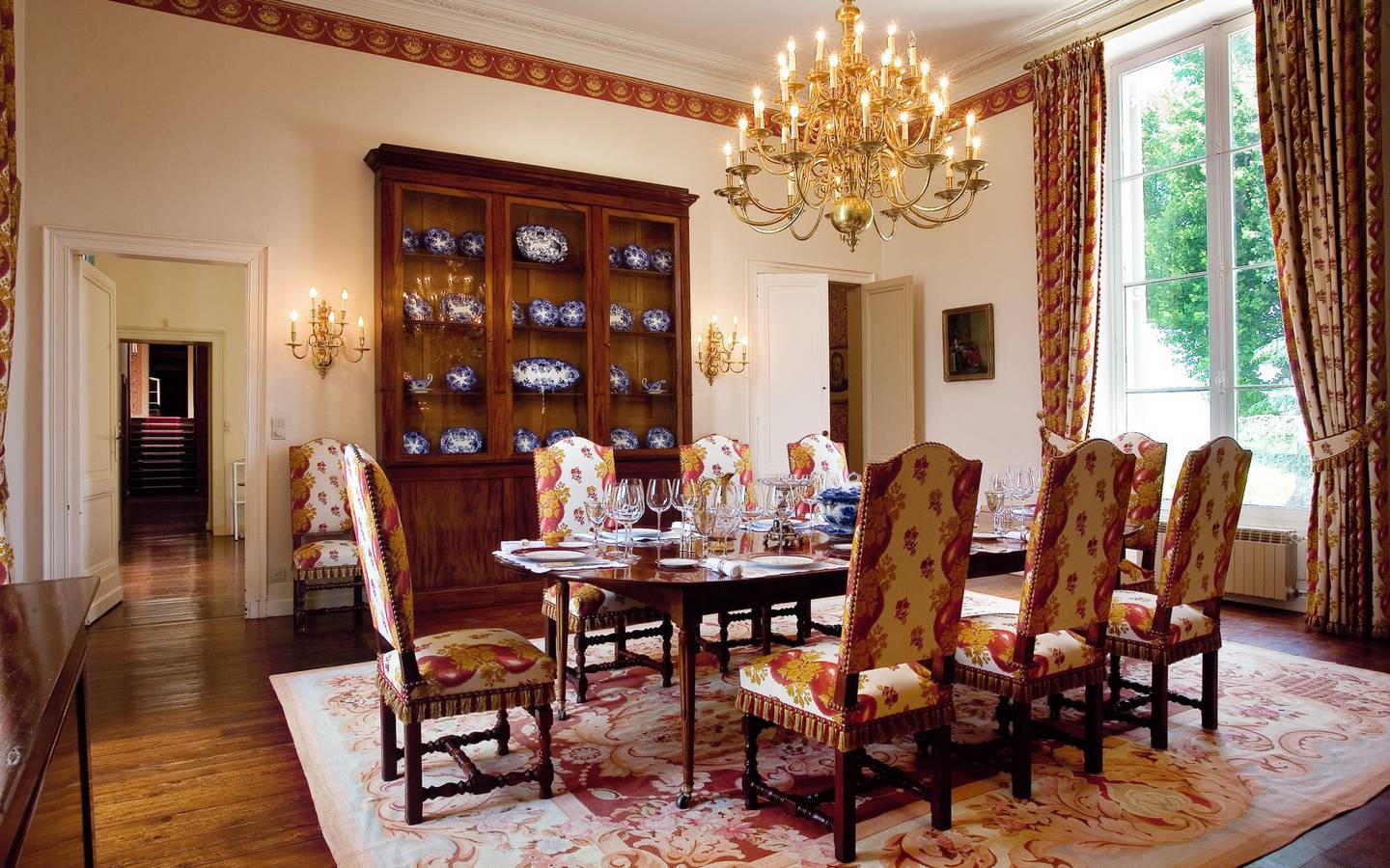 La Salle à Manger - Meeting room rental in Bordeaux Castles | Luxury ...