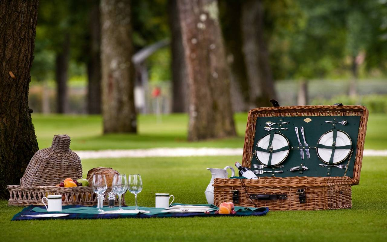 picnic luxury