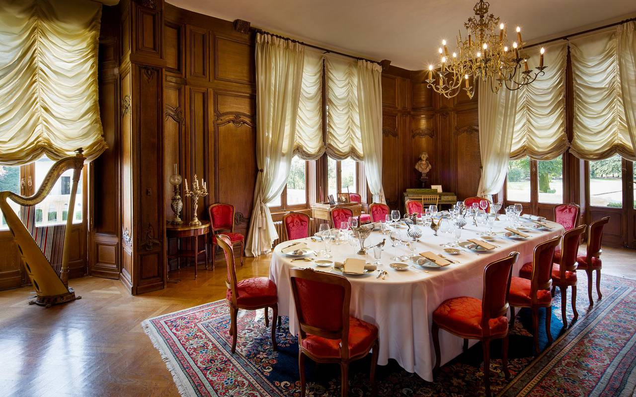 luxury business meeting venue france