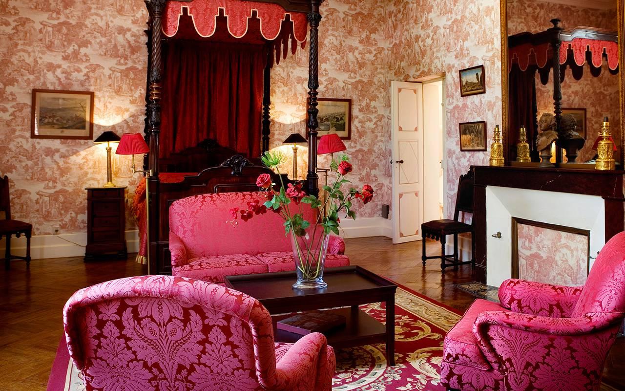 chambre hotel luxe bordeaux