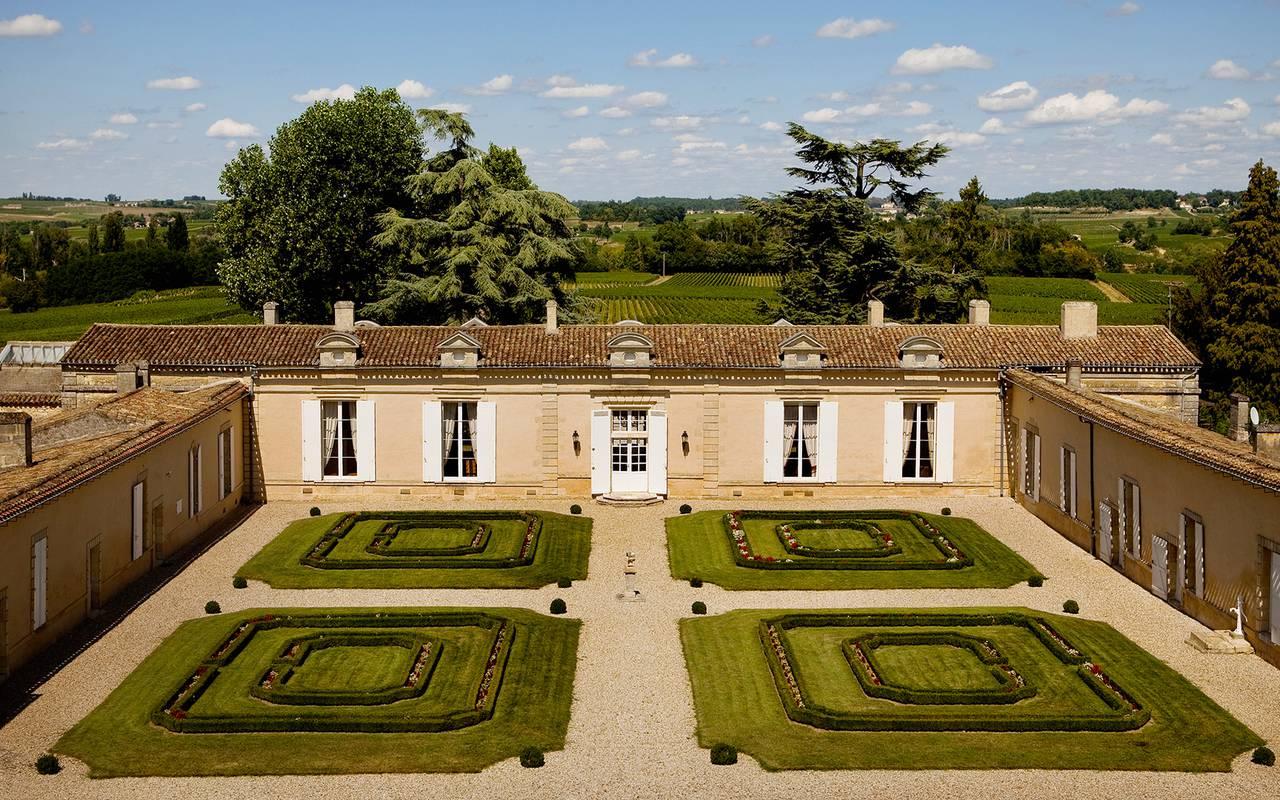 Chateau de Fombrauge