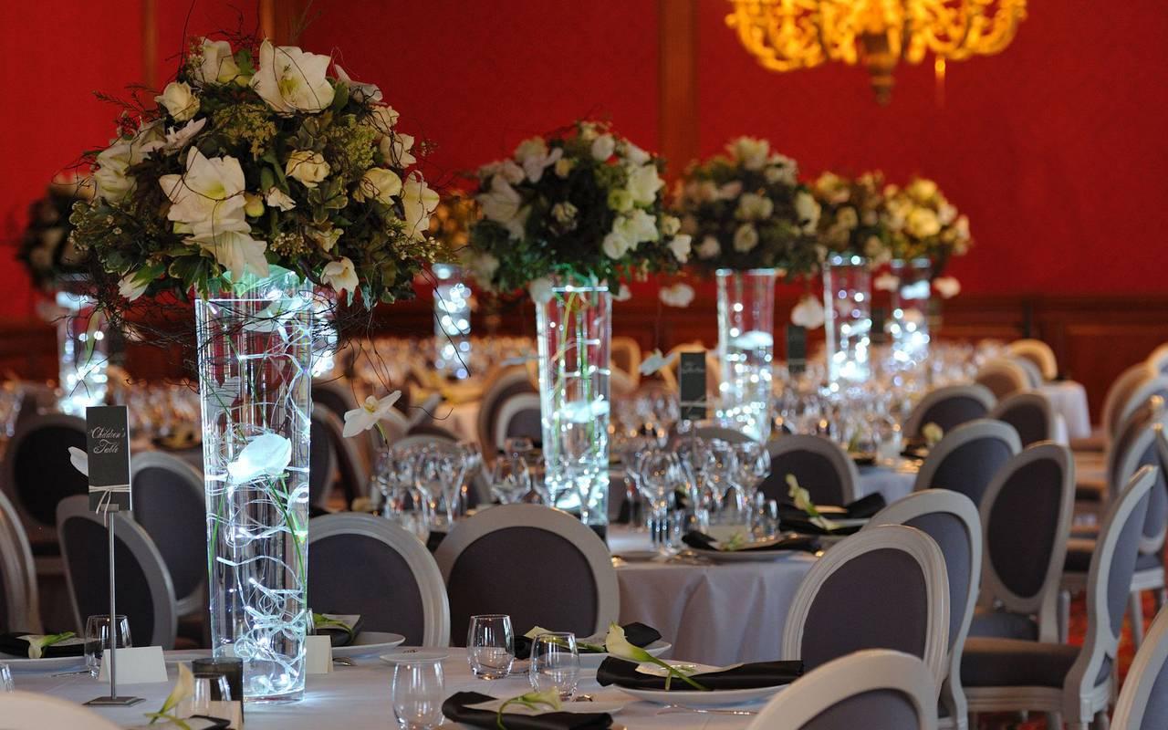 Salle de réception mariage Bordeaux