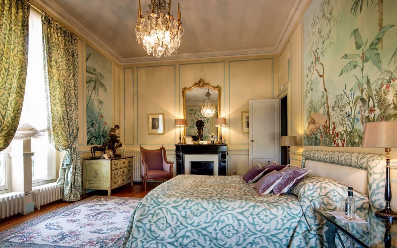 Chambre d 39 hote pessac ch teau pape cl ment mon seul r ve for Chambre d hote chateau thierry