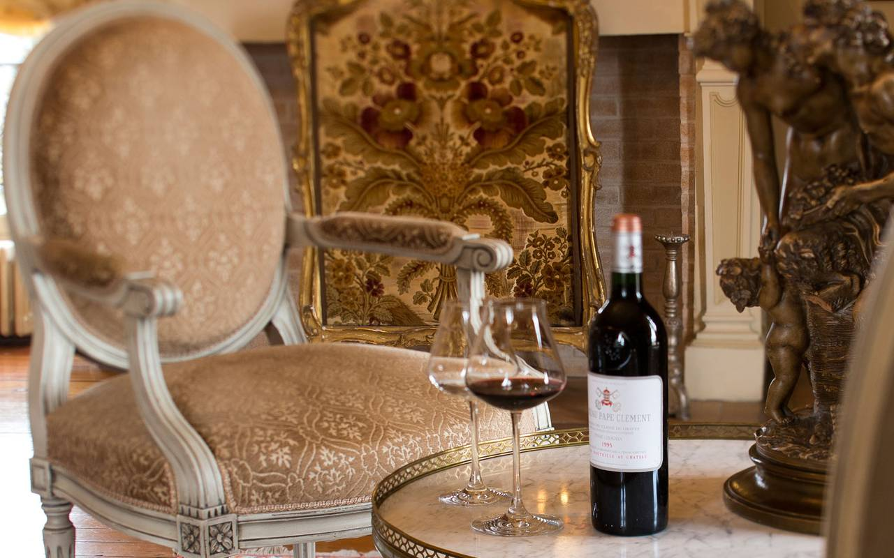 Luxury Wine Experience Chateaux