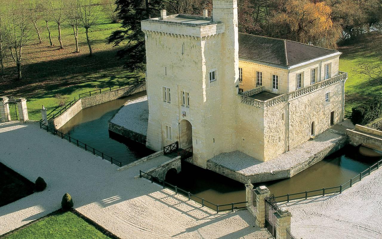 chai visite chateau bordeaux
