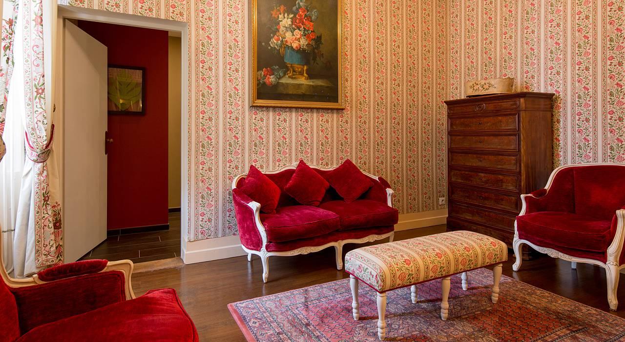 Chambre d 39 hote saint emilion ch teau fombrauge promesse for Chambre d hote chateau thierry